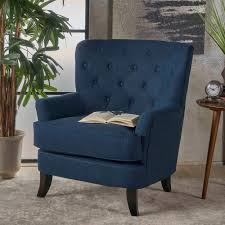 anikki tufted fabric club chair by christopher knight home 731e66d5 5eb3 46f6 ad81 7c450175fd3ds design blue