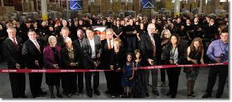 Ashley Furniture Grand Opening Celebration – 657 Employees Today