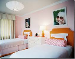 Pink And Orange Girls Designer Bedrooms Simplified Bee Extraordinary Girls Designer Bedrooms