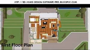 3D Software for House Design - Easy Building House Plan - YouTube