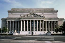 classic architectural buildings. Pennsylvania Avenue View Of The National Archives Building, Washington, DC Classic Architectural Buildings
