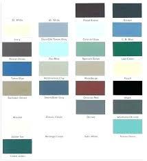 Aluminum Siding Colors Chart Vinyl Siding Color Chart Images Of Aluminum Siding House