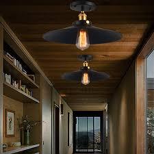choose living room ceiling lighting. Rustic Semi Flush Mount Ceiling Light Choose Living Room Lighting H