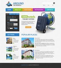Travel Templates 55 Best Travel Website Templates Free Premium Freshdesignweb
