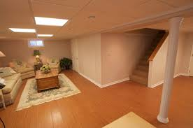 Simple Photo Of Finished Basement Contemporary 2358
