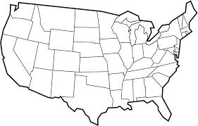 Printable Blank Us Map Peoplewho Us