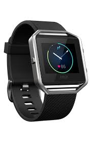 fitbit blaze smart fitness watch nordstrom