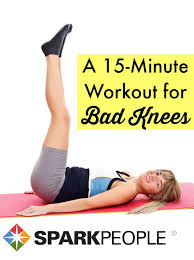 a 15 minute lower body workout for bad
