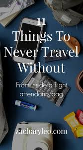 best ideas about flight attendant flight the carry on list to survive any vacation from a flight attendant himself zacharyleo