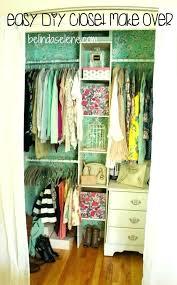 diy closet organizer ideas closet organization ideas for messy closets and small spaces organizing s and diy closet organizer