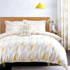 mustard bedding yellow bed linen collection double