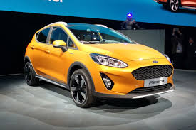 New Ford Fiesta Fiesta Active Crossover Now On Sale In The