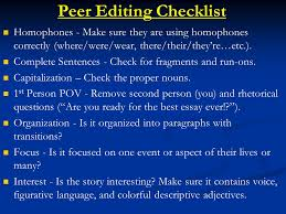 do now journal consider the college essay topics why do you  6 peer