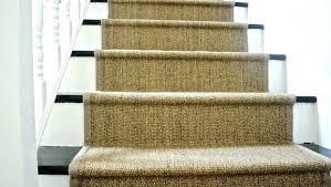 sisal rug runner jute stair outdoor