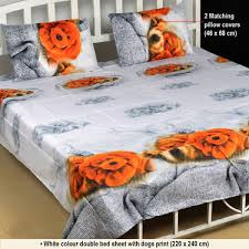 bed sheets printed. Wonderful Printed Set Of 5 Natureu0027s Love 3D Print Bed Sheets With 10 Pillow Covers To Printed S