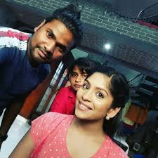 work time film makeup by me hair by ksm academy group selfie