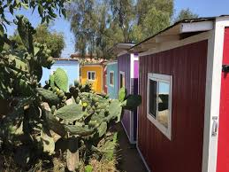 Small Picture Amazing Tiny House Village Is Giving Homeless Americans Another
