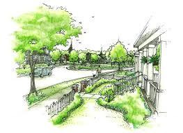 Small Picture 380 best Landscape design drawing images on Pinterest Landscape
