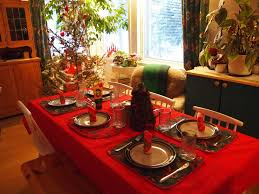 collection office christmas decorations pictures patiofurn home. captivating ideas of christmas dining table decorating with red cloth also floral pattern placemats collection office decorations pictures patiofurn home