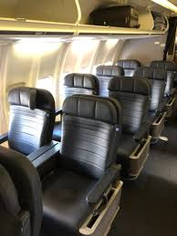 United Airlines Reconfigured Boeing 757 300 With 21