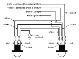 f tail light wiring diagram wiring diagrams