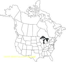Map Of Usa Coloring Page North America Coloring Page Usa Map