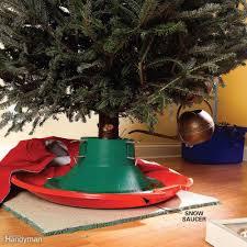 Christmas Tree Light Hacks Handy Tips And Hacks For Christmas Trees Family Handyman