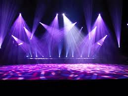 fashion show av lighting for stage inspiration
