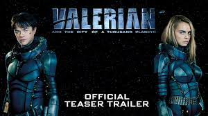 Valerian and the City of a Thousand Planets Official Teaser Trailer -  YouTube