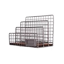 LF Stores - Bookcases Creative Wrought Iron ... - Amazon.com