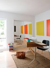 retro office design. 16 Spectacular Mid Century Modern Home Office Designs For A Retro Feel Design Y
