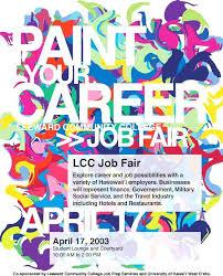 Job Fair Brochure Template Flyer Word Expo Career Poster Design ...