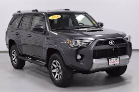 New 2018 Toyota 4Runner For Sale in Amarillo, TX | #19147