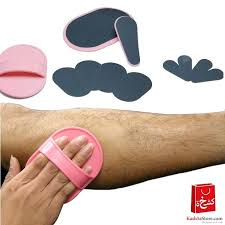 hair removal pad pads for area