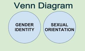 Identity Venn Diagram Genderqueer And Non Binary Identities Eyesclosedmindopen