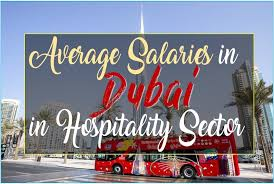 Average Salary Offered In Uae In Hospitality Industry