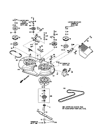 Motor wiring switch diagram on craftsman dlt 3000 lawn lovely