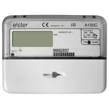 elster a100c single phase kwh meter