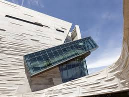 Cool real architecture buildings Company Building Dallas Perot Museum Of Nature And Science Designed By The Architecture Firm Morphosis The Real Deal Best American Architecture Chapel Of The Holy Cross