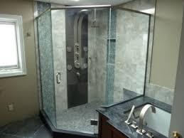 waukesha glass shower door installation