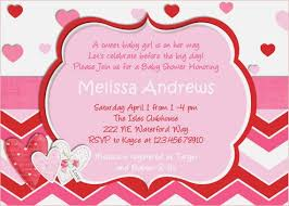 Valentines Day Invitations Magnificent Valentines Day Baby Shower Invitation Valentines Day Baby Show On