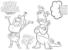 Cartoon Network Printable Coloring Pages Cartoon Network Uncle