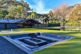Modern Backyard Design Gorgeous Backyard Design Idea Create A Sunken Fire Pit For Entertaining