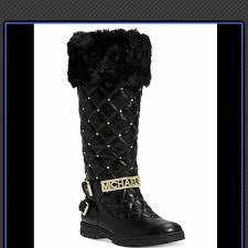 59% off Michael Kors Shoes - Michael Kors Essex Quilted Winter ... & Michael Kors Essex Quilted Winter Boots w/fur Adamdwight.com