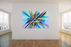 original modern abstract wall art