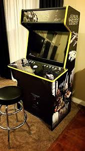 funtime 32 arcade mame machine cabinet with modern controller