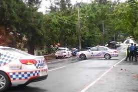 Ashgrove Shooting Queensland Police First Year Officer Shoots Man
