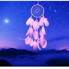 Beautiful Dream Catcher Images Beautiful dream catcher hand woven dreamcatcher with pink goose 28