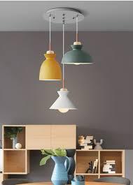 pendant lighting bar. Phube Lighting Modern Pendant Light White Green Grey Yellow Bar Restaurant Living Room I