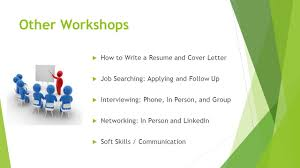 Career Development Overview Workshop Are You Ready Organize